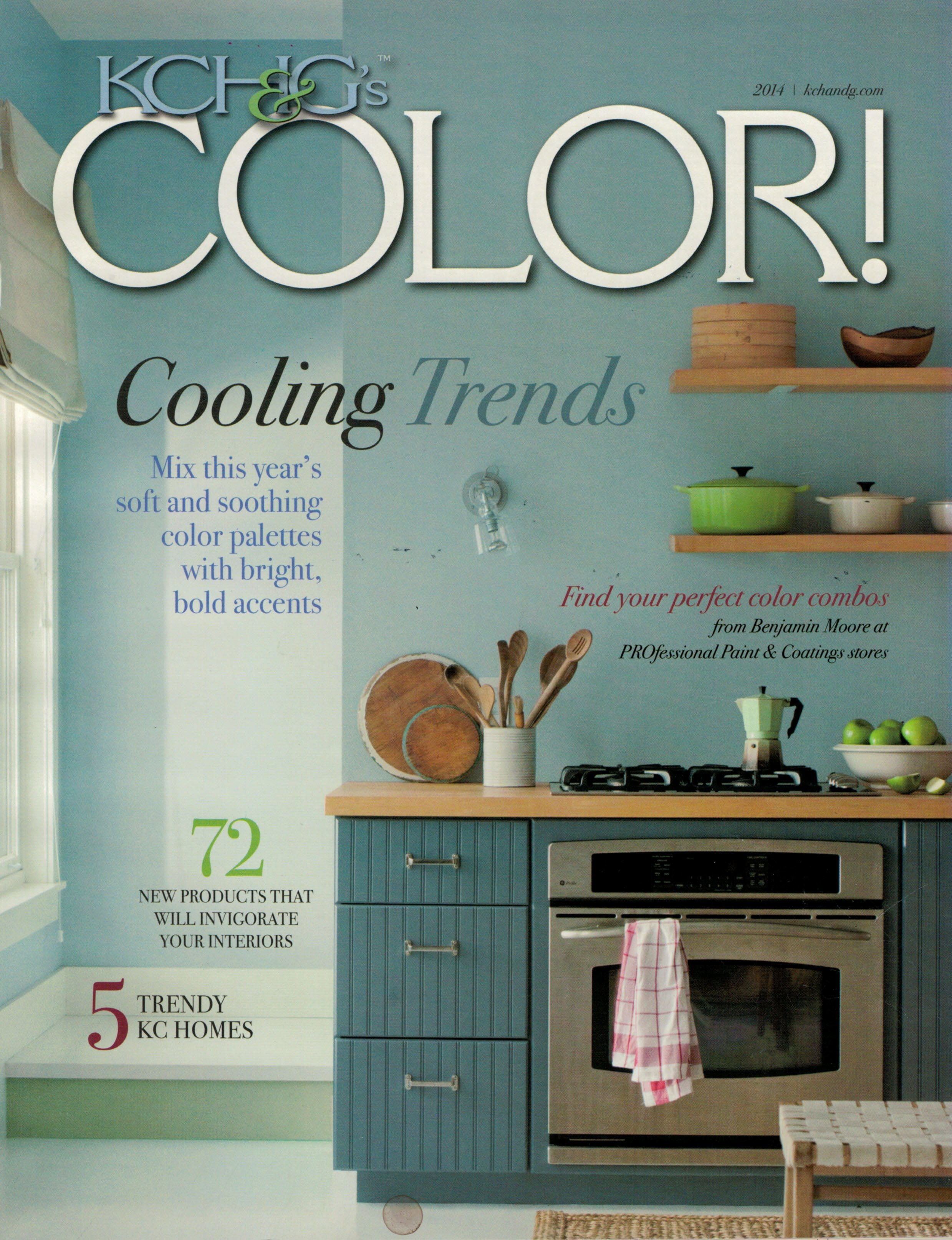 KCH&G Color Magazine