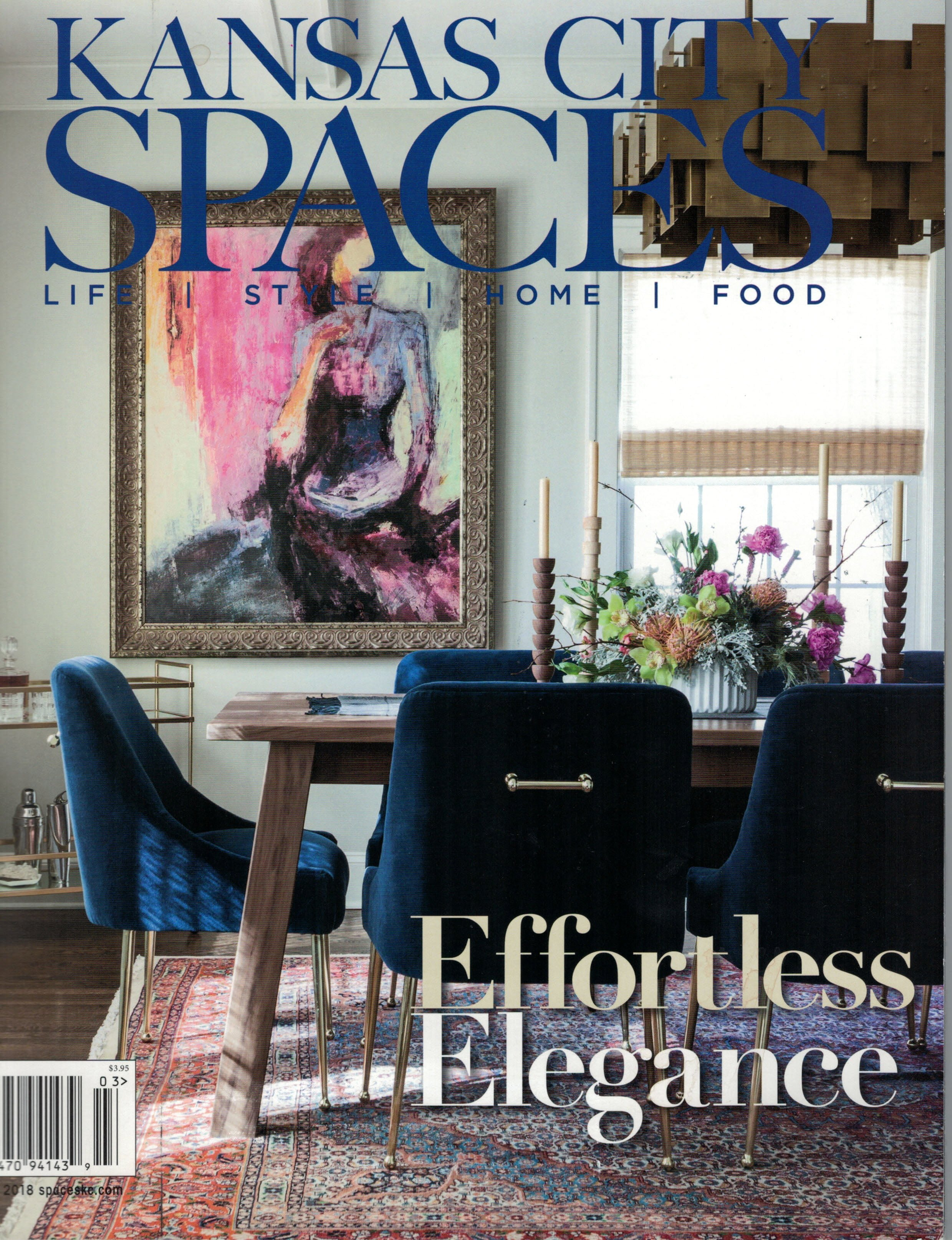 Kansas City Spaces Magazine