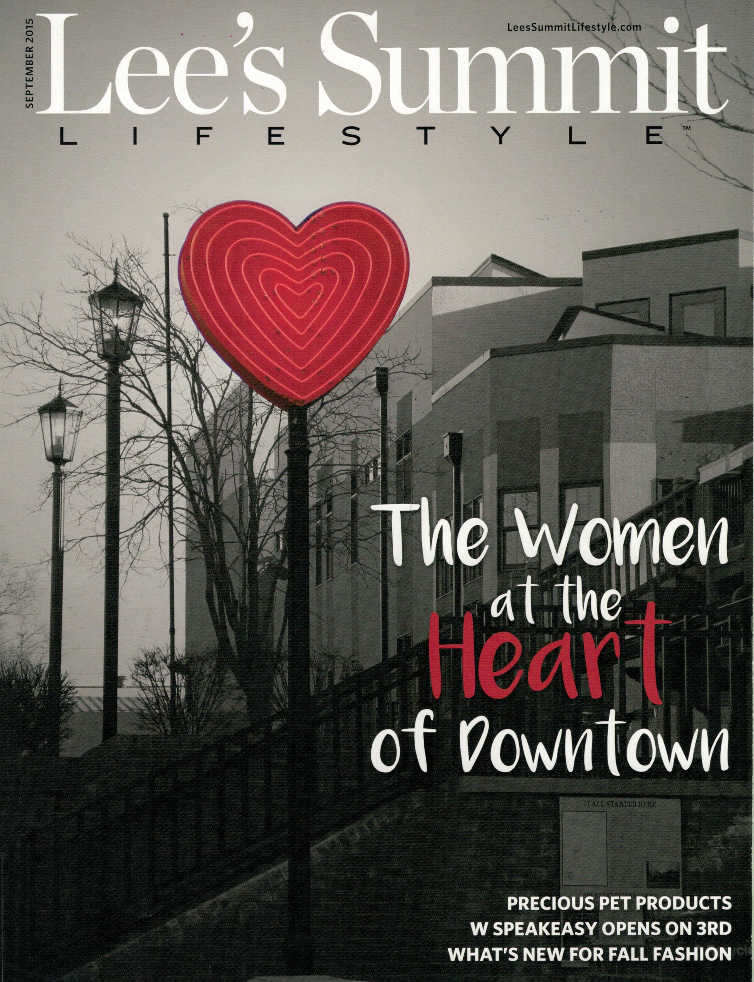 Lee's Summit Lifestyle Magazine